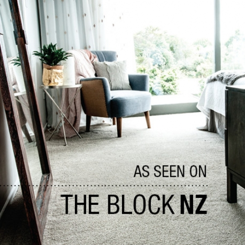 The Block NZ - Feltex Carpets