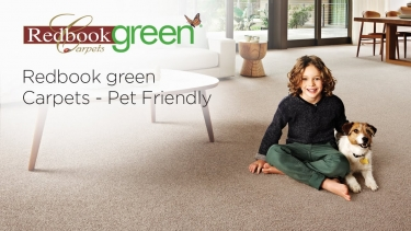 Redbook green® Ultra Soft™ carpets