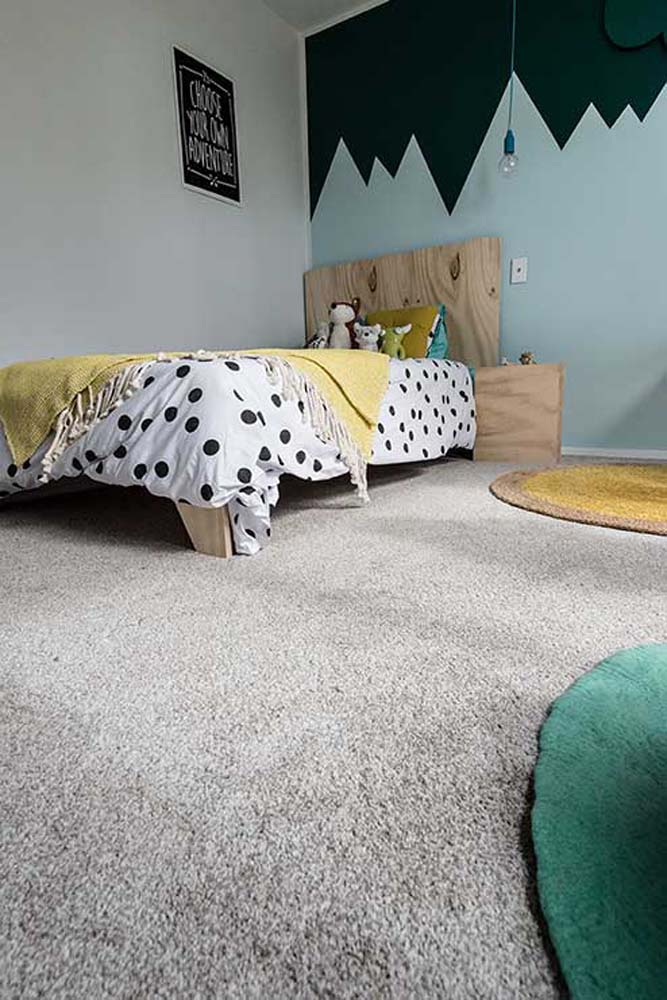 The Block NZ - Alex and Corbin - Feltex Polyester Carpet