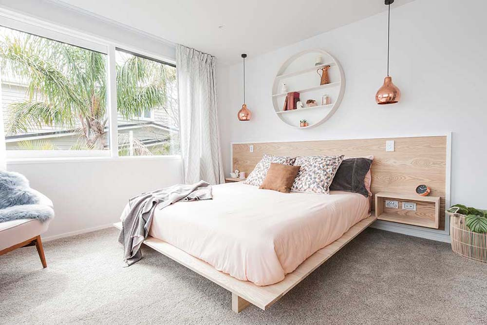 The block nz 2014 feltex new zealand residential for The block master bedrooms
